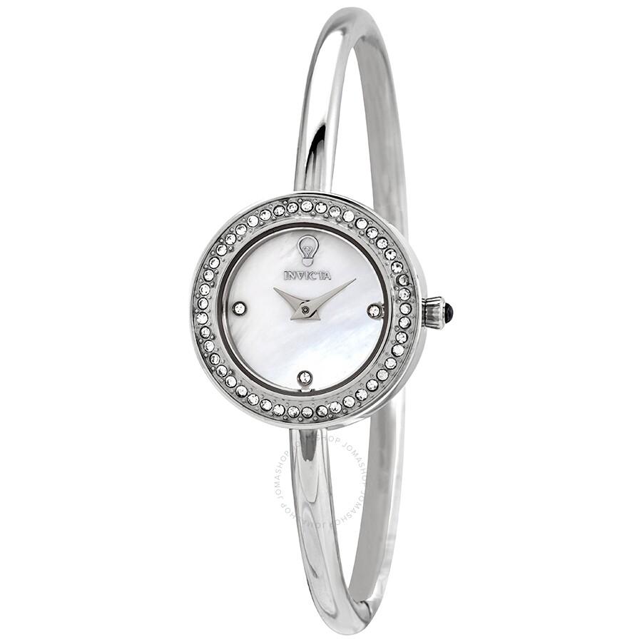Invicta Gabrielle Union Crystal Ladies Watch 23262