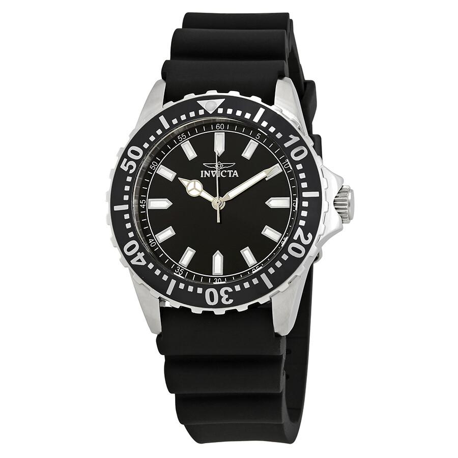 Invicta Pro Diver Black Dial Men's Watch 21562 ...