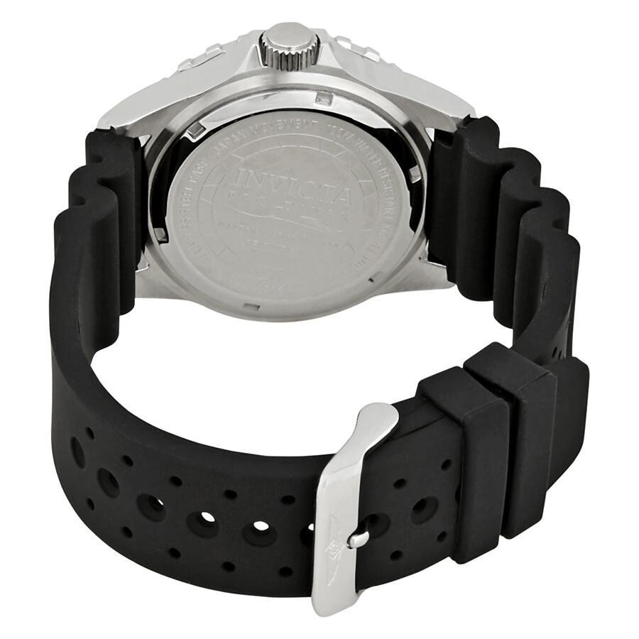 ... Invicta Pro Diver Black Dial Men's Watch 21562