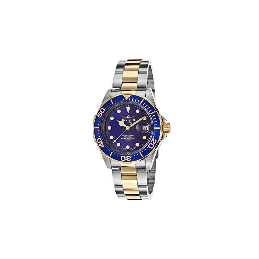 Invicta Pro Diver Blue Dial Mens Watch 17057