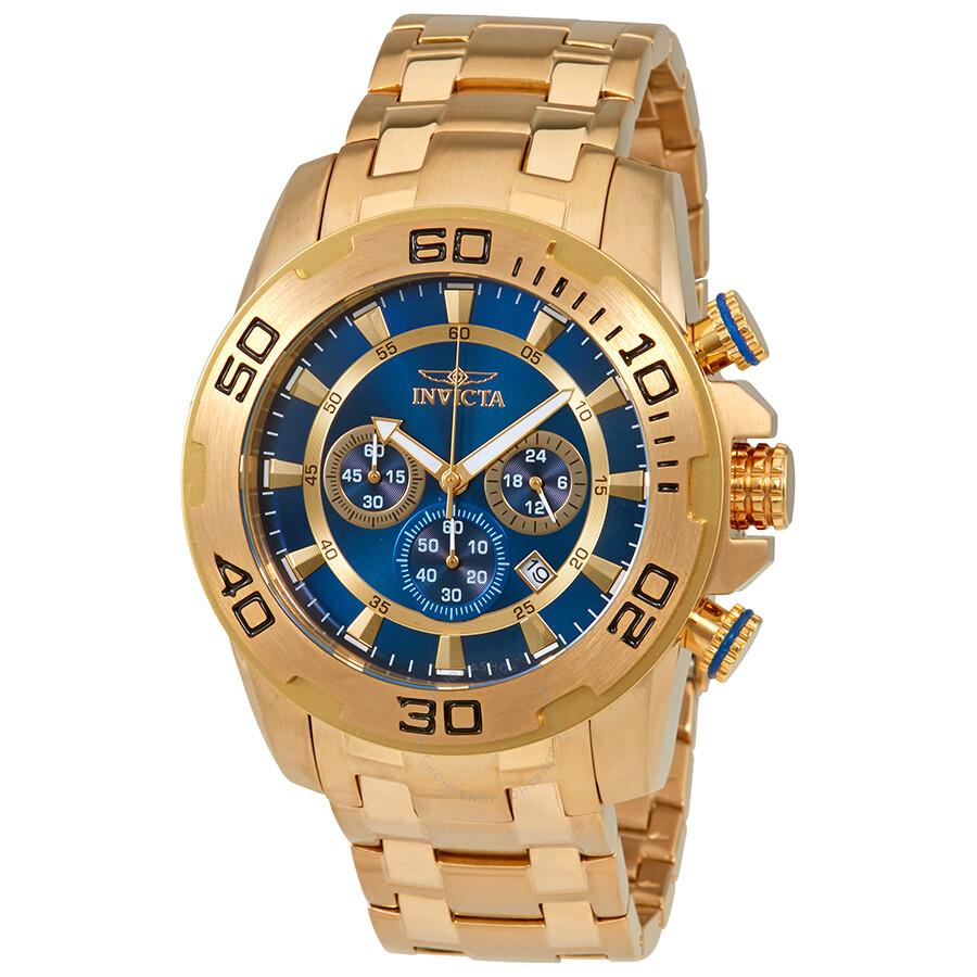 Invicta Pro Diver Chronograph Dial Men's Watch 22321 ...