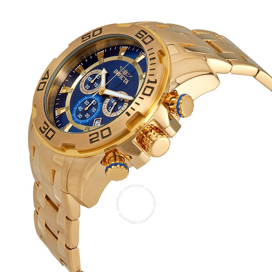 ... Invicta Pro Diver Chronograph Dial Men's Watch 22321 ...