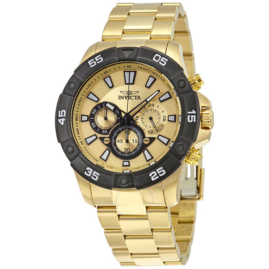 Invicta Pro Diver Chronograph Mens Watch 22789