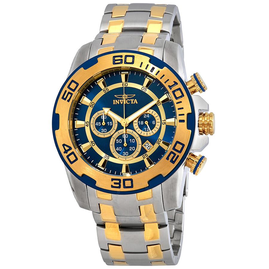 Invicta Pro Diver Chronograph Mens Watch 26296