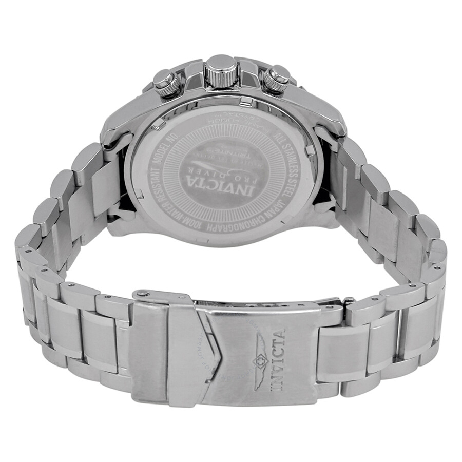 ... Invicta Pro Diver Lady Chronograph Silver Dial Ladies Watch 25746