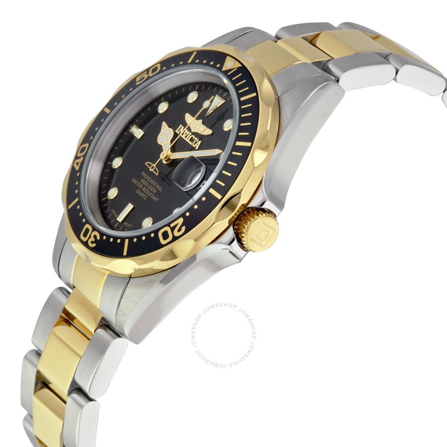 ... Invicta Pro Diver Two-tone Men's Watch 8934 ...
