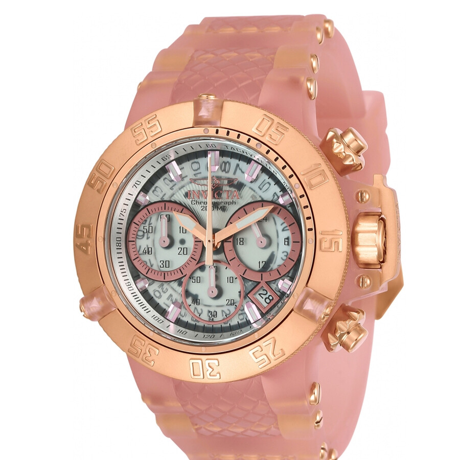 Invicta Subaqua Chronograph Ladies Watch 24383