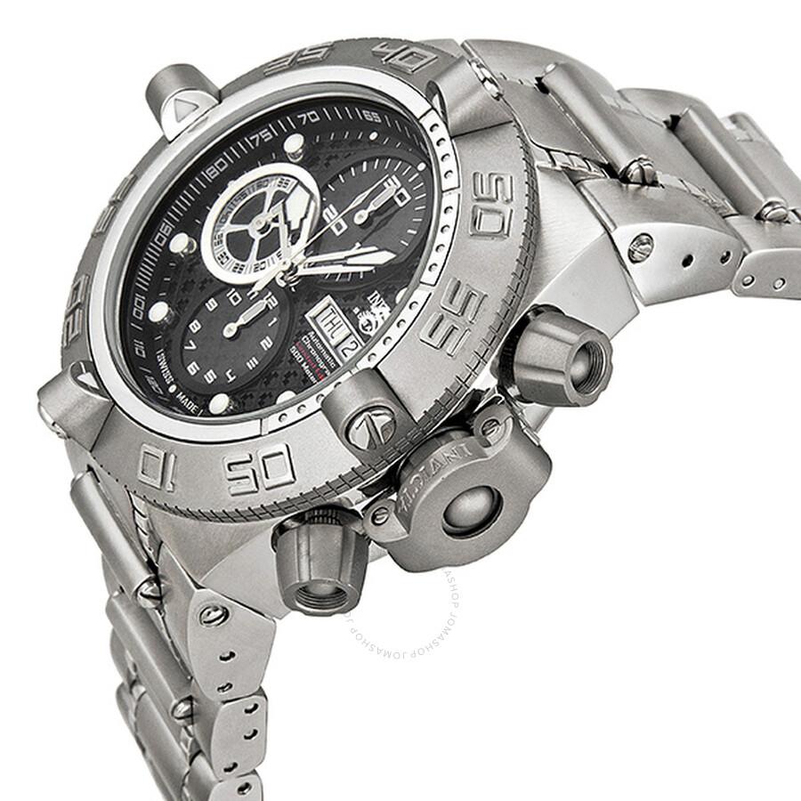 invicta subaqua noma iv limited edition automatic chronograph two rh jomashop com