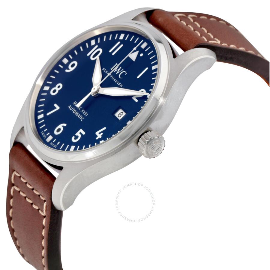 IWC Pilot Midnight Mark XVIII Le Petit Prince Men's Watch