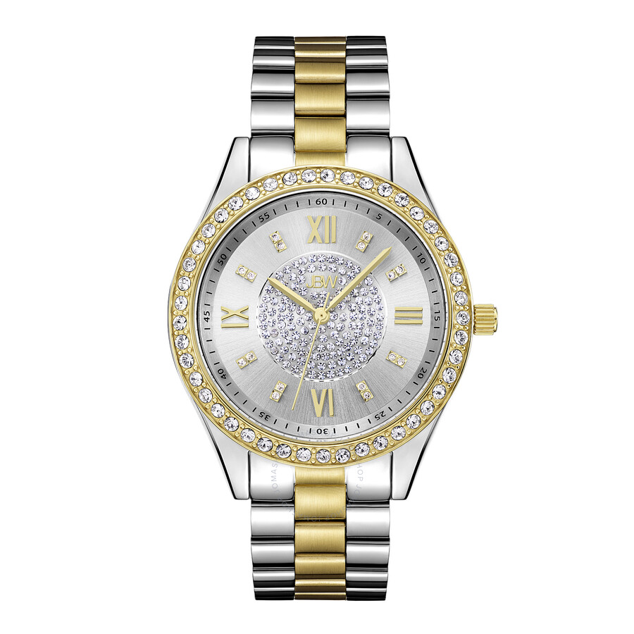 jb watch men s c diamond watches jbw gold products ctw swiss front