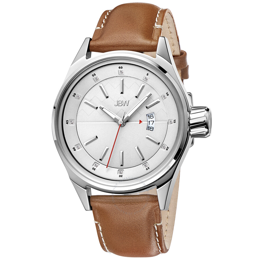 nautica set a watch leather red watches porthole