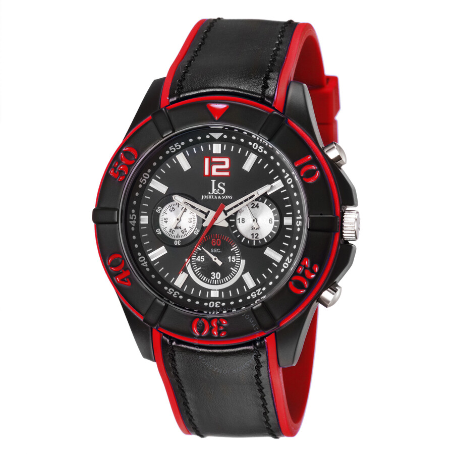 products watches parkbluered watch the blue getty store pi red leather