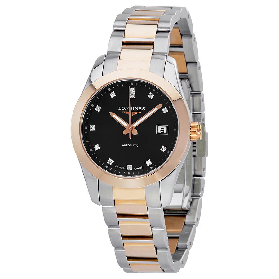 Vintage ladies longines reloj 18k