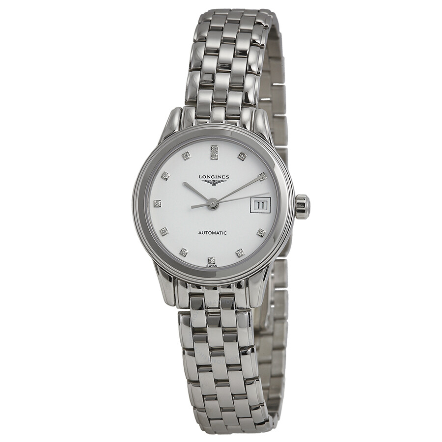 dial exchange silver ladies hamilton misaki watches armani lady watch quilted