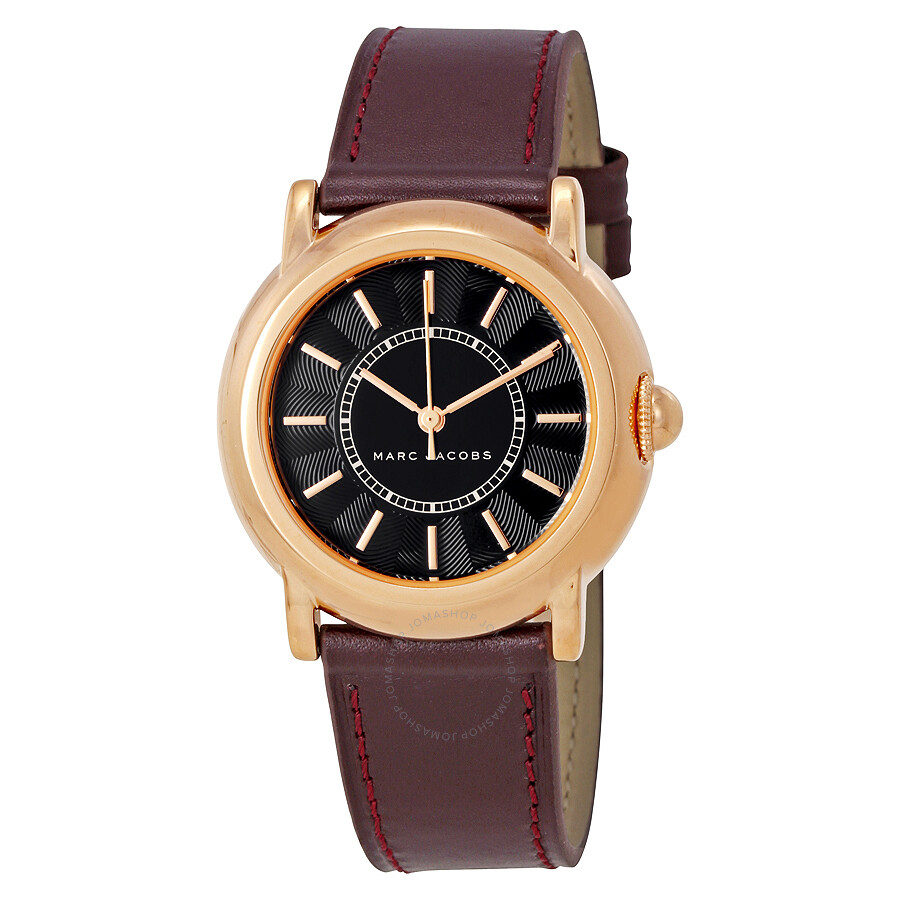 marc jacobs female marc jacobs courtney ladies watch mj1491