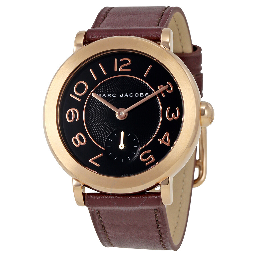 marc jacobs female marc jacobs riley ladies watch mj1470