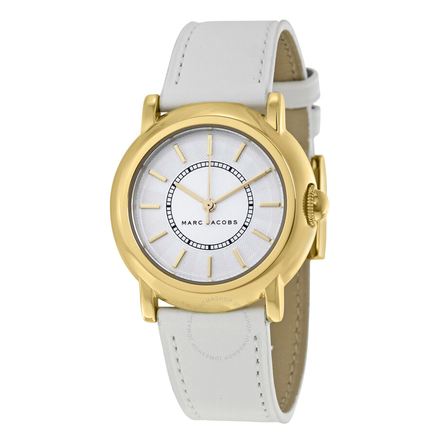 marc jacobs female marc jacobs courtney ladies watch mj1449