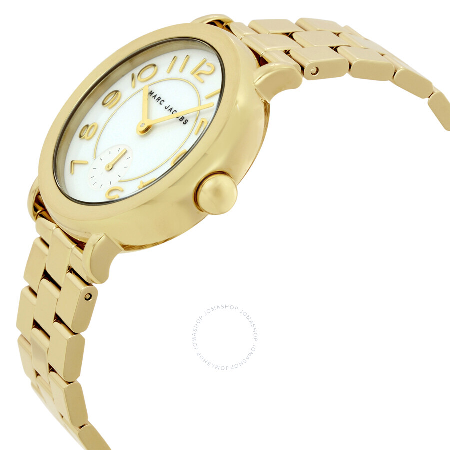 marc jacobs female marc jacobs riley ladies watch mj3470
