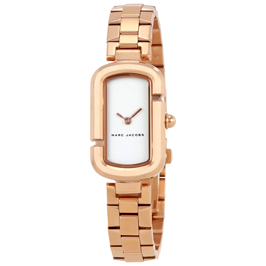 marc jacobs marc jacobs the jacobs rose goldtone watch mj3505