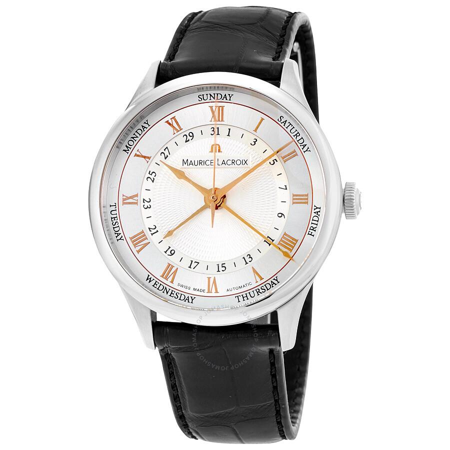 Maurice Lacroix Masterpeice Cinq Auiguilles Mens Watch MP6507-SS001-111