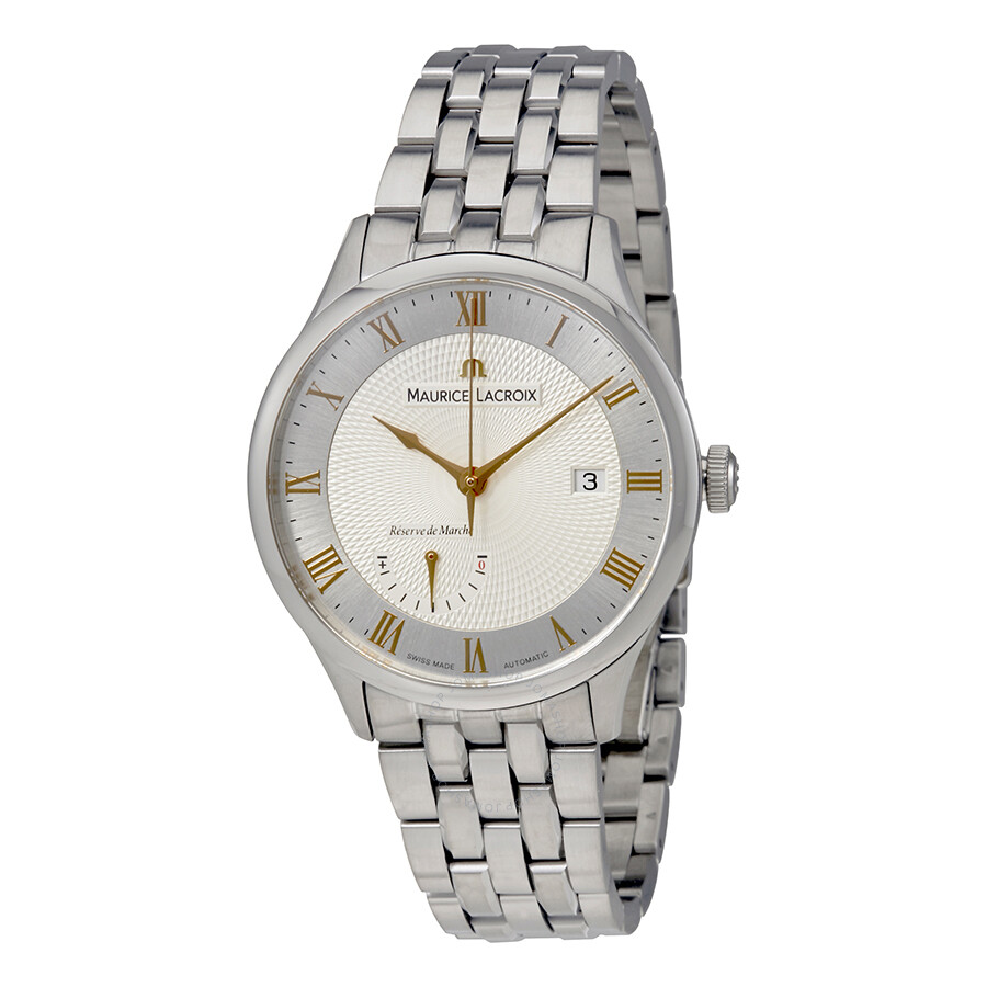 Maurice Lacroix Masterpiece Automatic Mens Watch MP6807-SS002-111