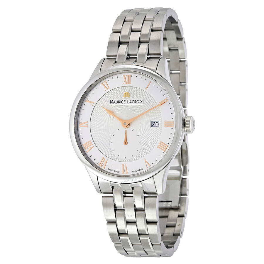 Maurice Lacroix Masterpiece Automatic Mens Watch MP6907-SS002-111