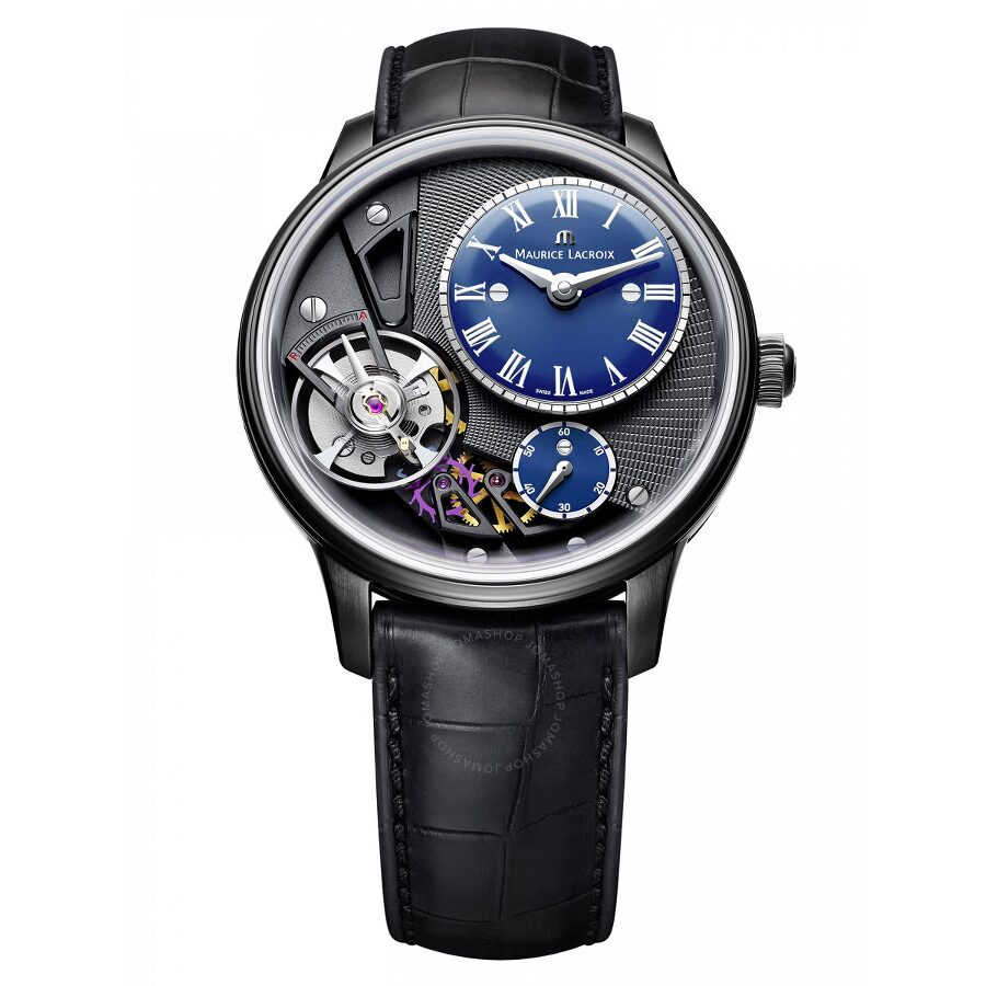 Maurice Lacroix Masterpiece Gravity Limited Edition Mens Watch MP6118-PVB01-410-1
