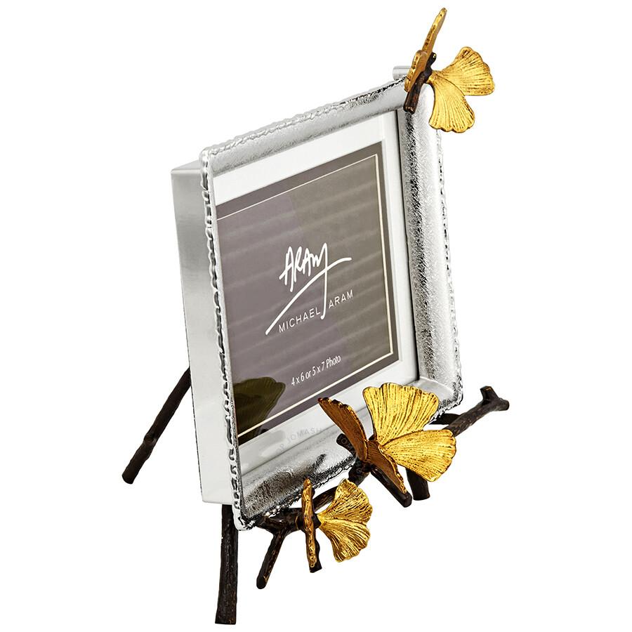 Michael Aram Butterfly Ginkgo Easel Frame - Michael Aram - Barware ...