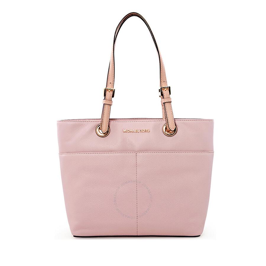 774c4098c5 ... ebay michael kors bedford leather tote soft pink 8edb1 faec6