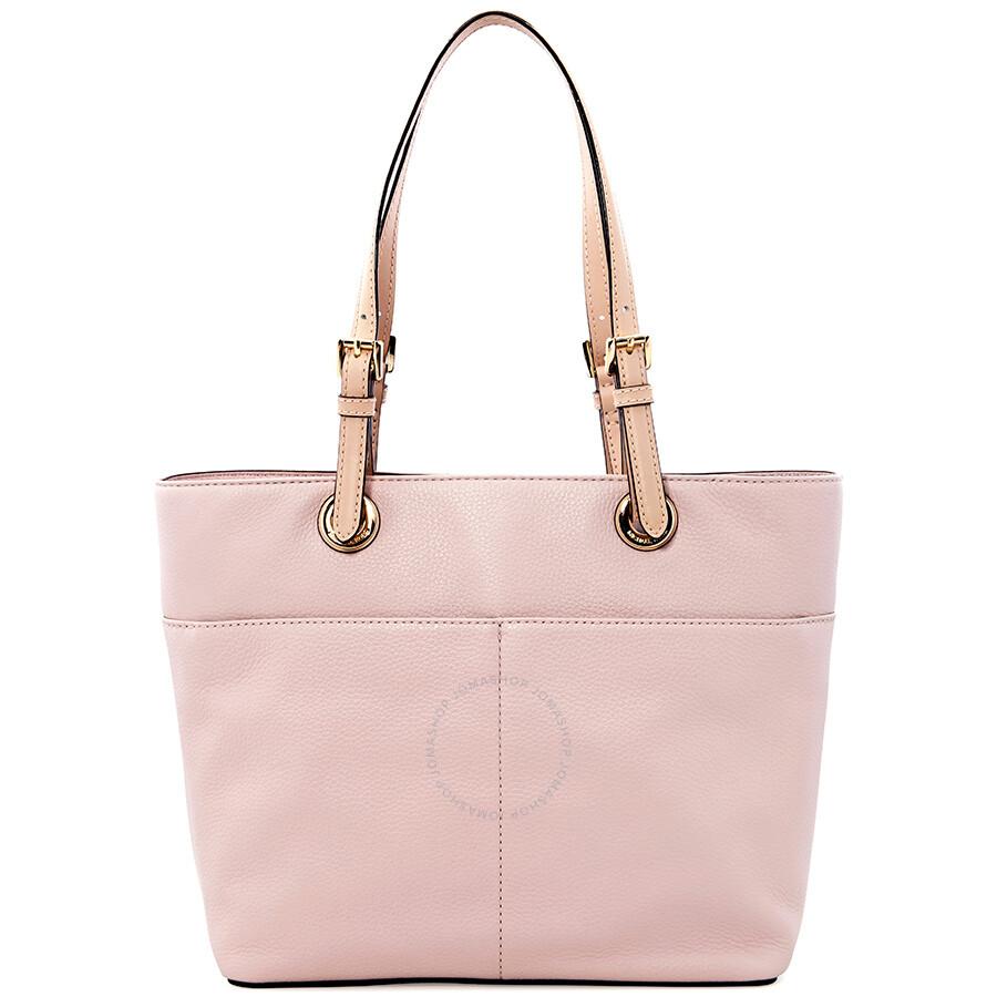 a1b5d698d129 ebay michael kors bedford leather tote soft pink 12949 b20e9