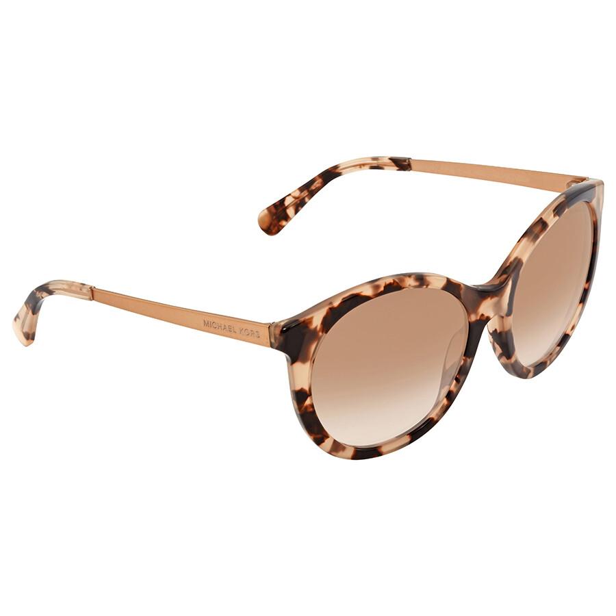 Michael Kors Sonnenbrille Mk2034, polarized, UV 400 schwarz