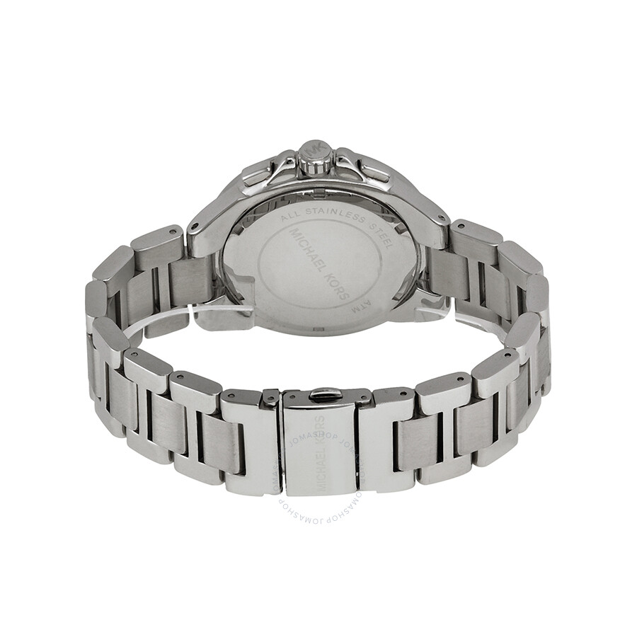 Stainless Steel So Ns 2 Pce Ring Set T Cincin Pria Blue Sapphire Michael Kors Camille Chronograph Silver Dial Ladies Watch Mk5719