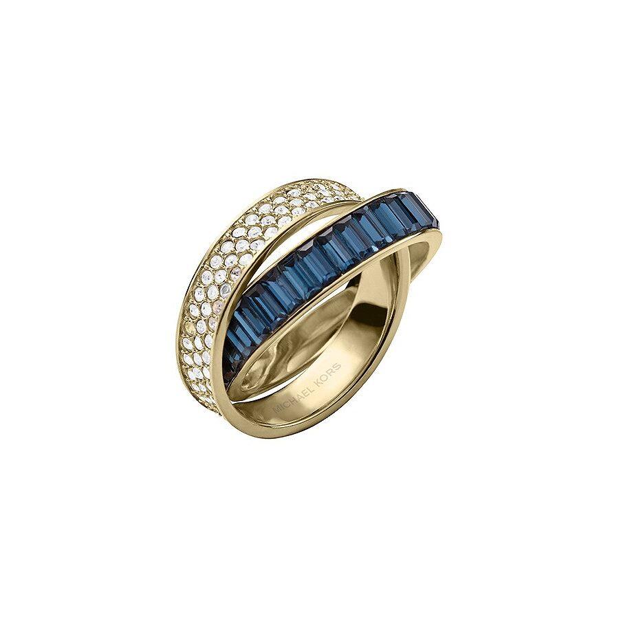 michael kors michael kors crossover ring size 4