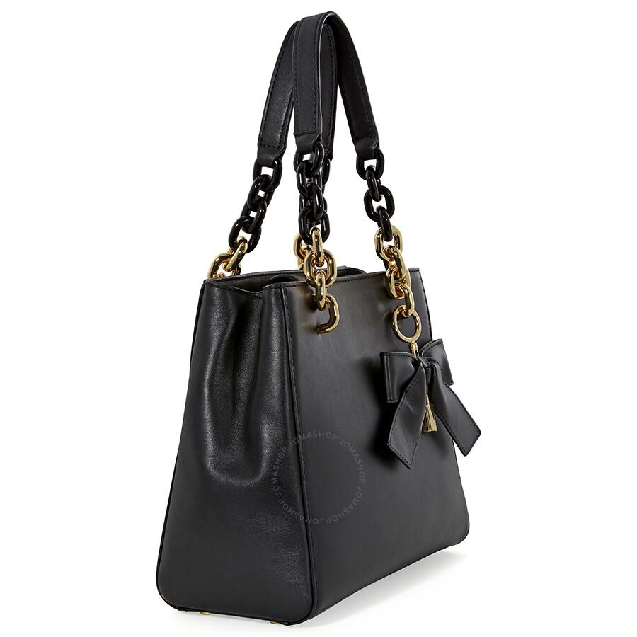 05859598578897 ... low price michael kors cynthia small convertible satchel black c0e54  b81c0