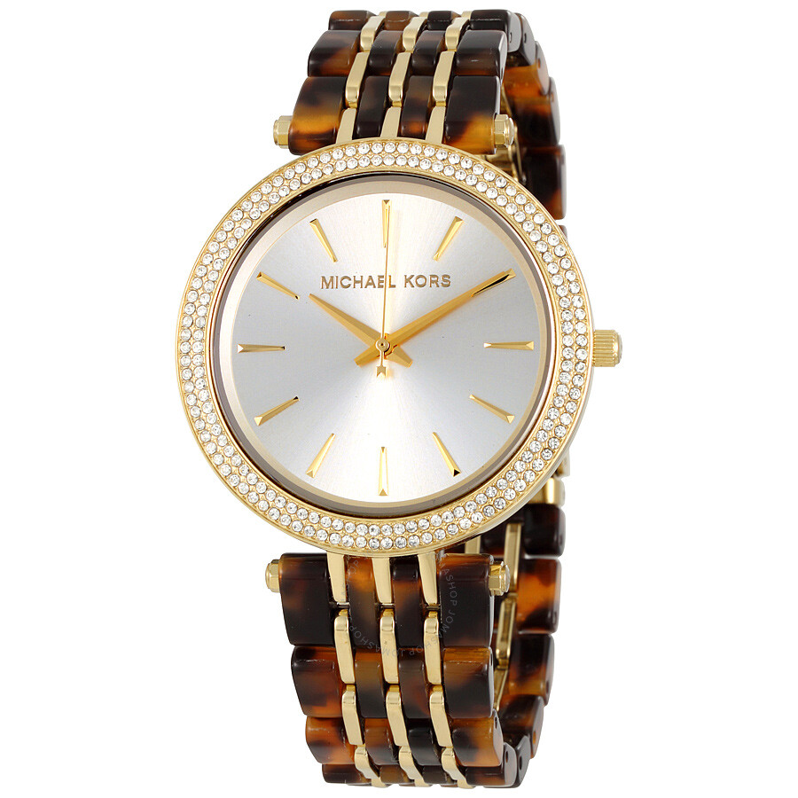 michael kors female michael kors darci ladies watch mk4326