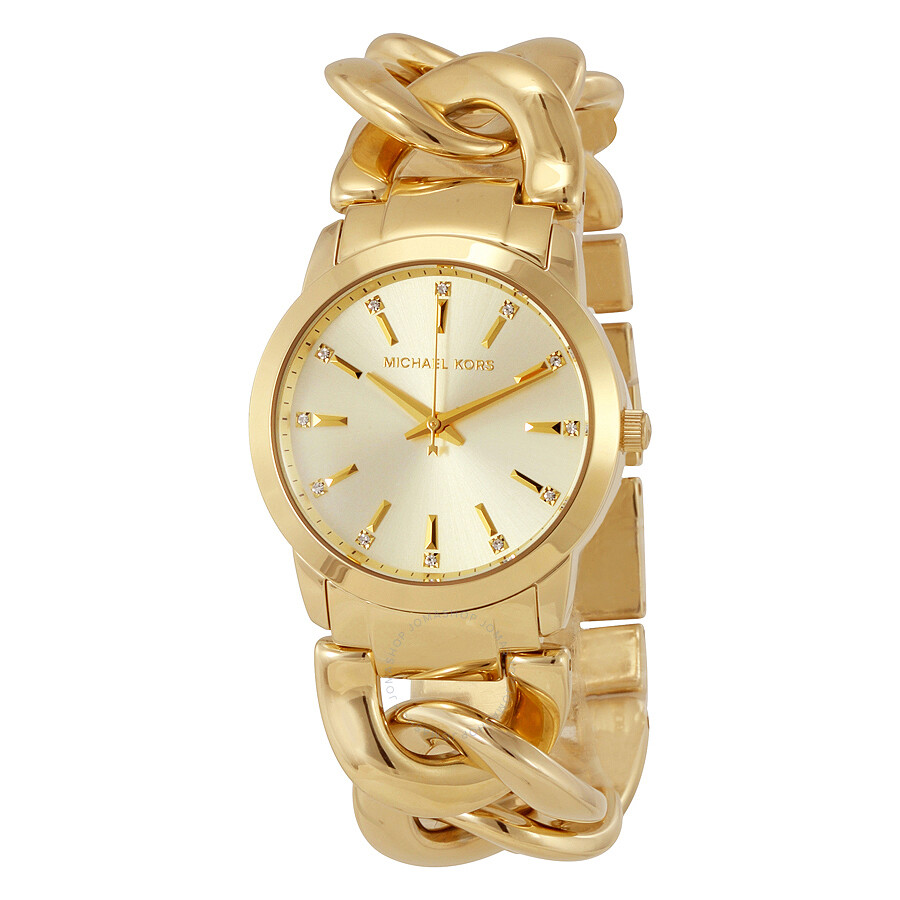 michael kors female michael kors elena ladies watch mk3608