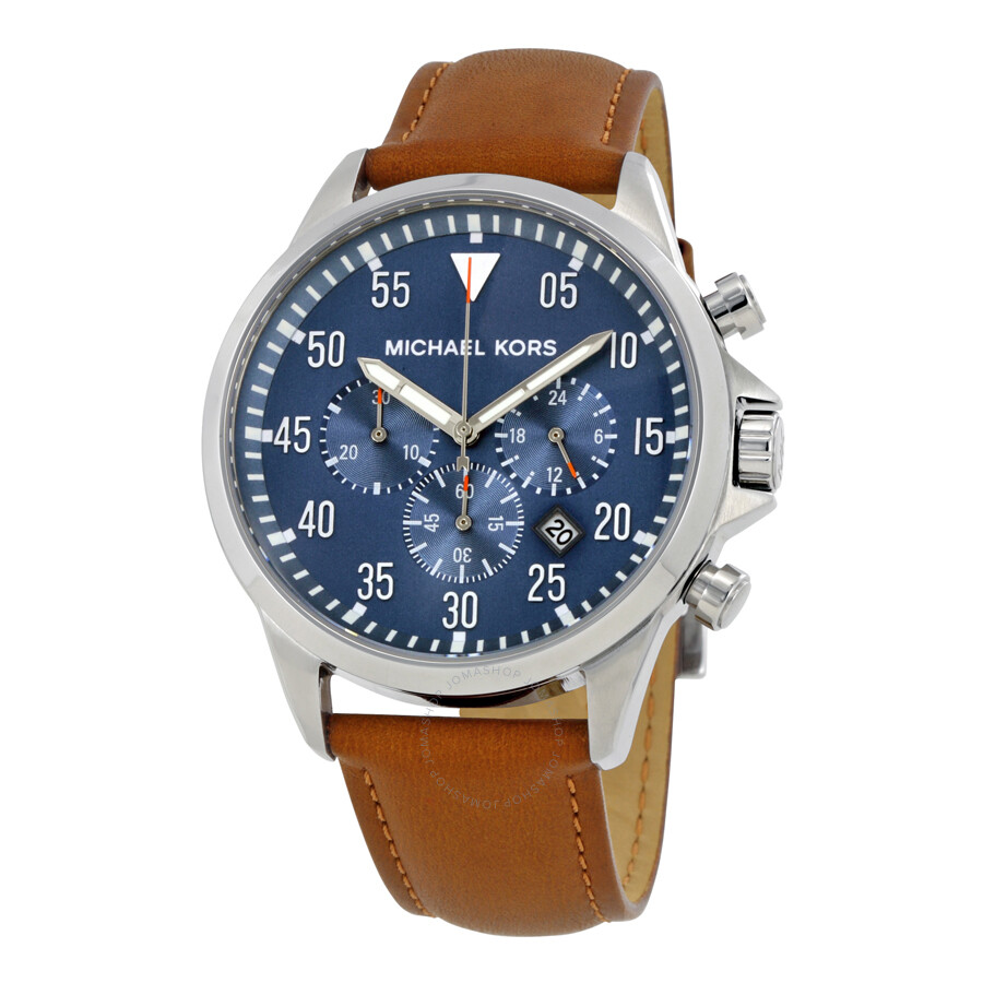 michael kors male michael kors gage chronograph mens watch mk8490