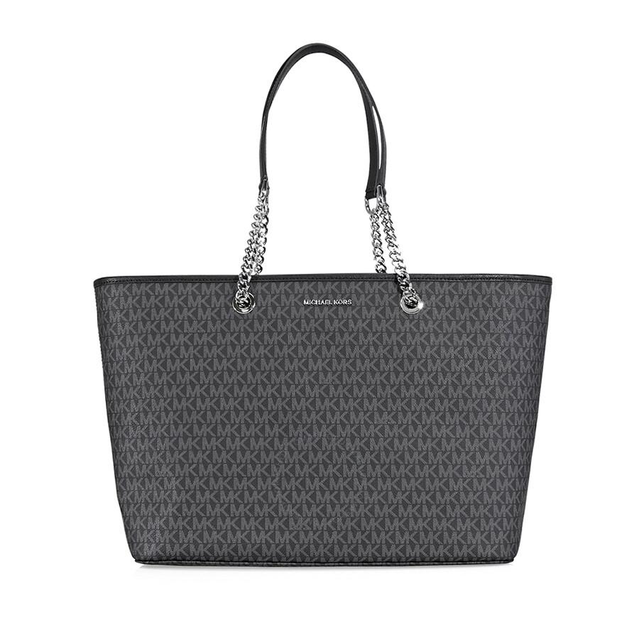 Michael Kors Silver Tote Handbag Handbags 2018