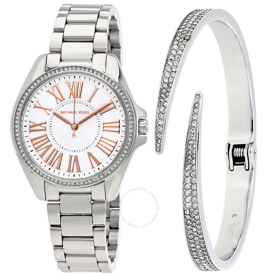 Michael Kors Kacie Ladies Watch Set MK3567