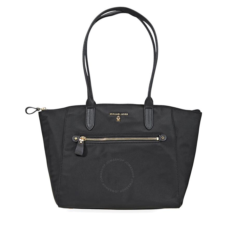 fda4f9cd6214 Bags Michael Kors Kelsey Medium Tote- Black . ...