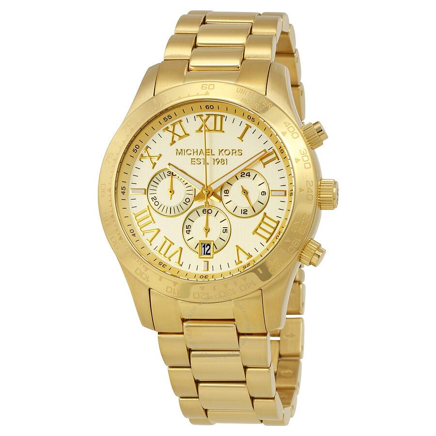 Elegant Michael Kors Watch Manual
