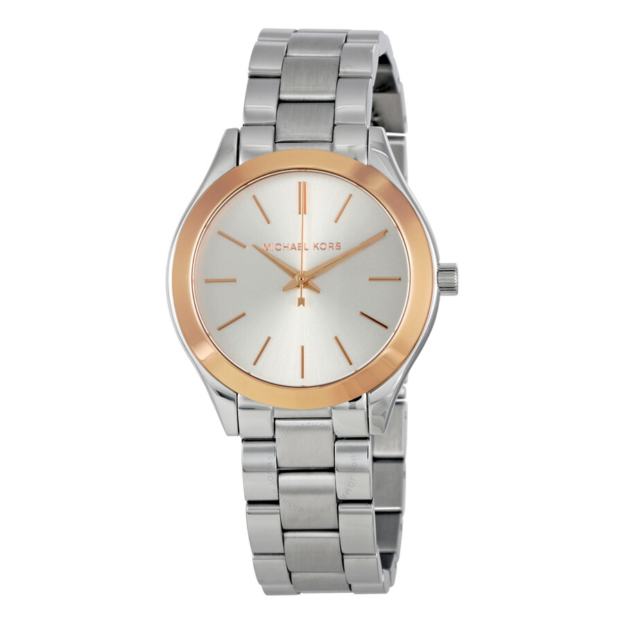 michael kors female michael kors mini slim runway ladies watch mk3514