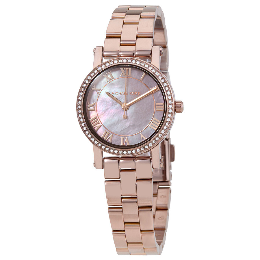 Michael Kors Petite Norie Ladies Sable-Tone Watch MK3683