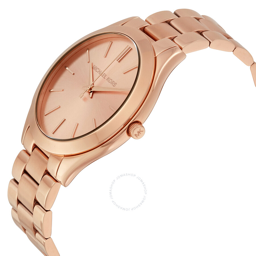 b6dee9e0c393 Michael Kors Runway Rose Dial Rose Gold tone Unisex Watch MK3197 Michael  Kors Runway Rose Dial Rose Gold Tone Ladies Watch Mk3197 2 Michael Kors  Watch ...