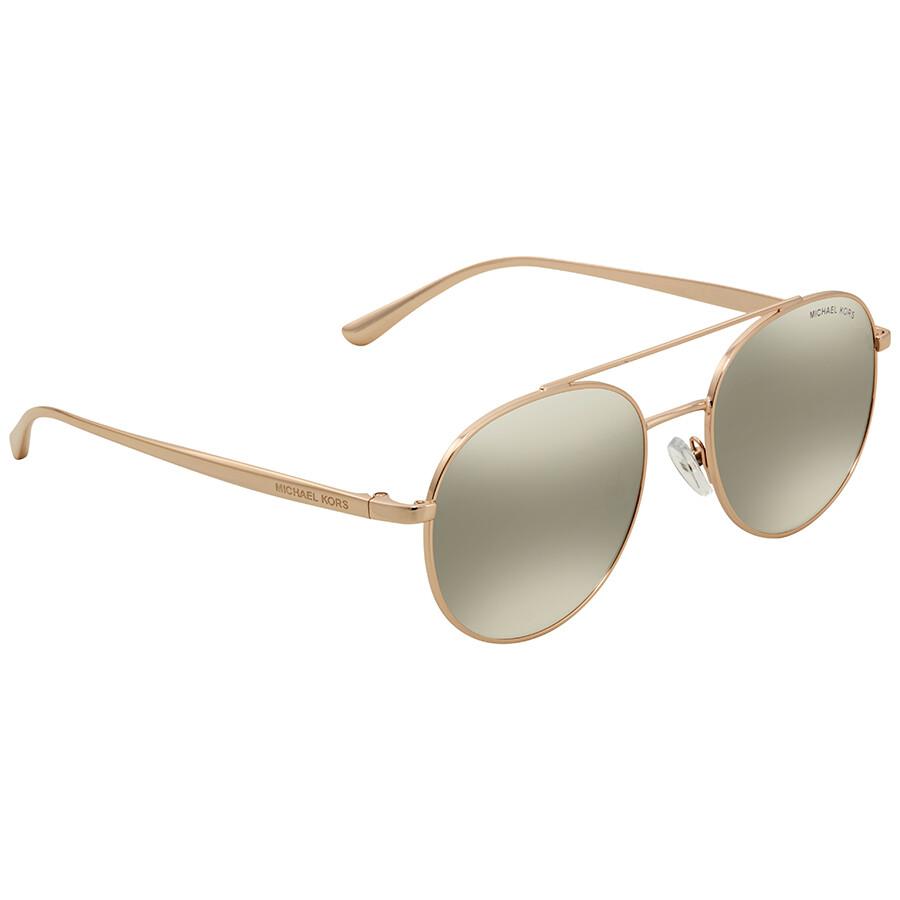 Michael Kors Sonnenbrille Mk1021, UV 400, golden