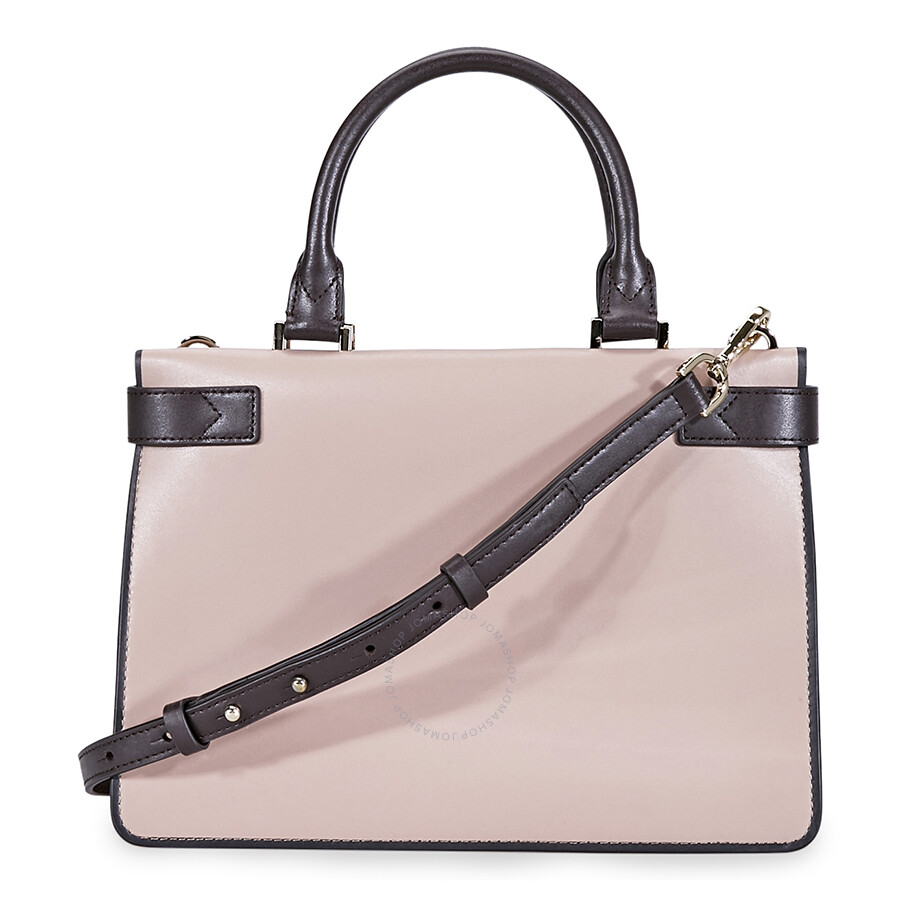 Gucci emily chain large guccimma leather nude women pink shoulder bag