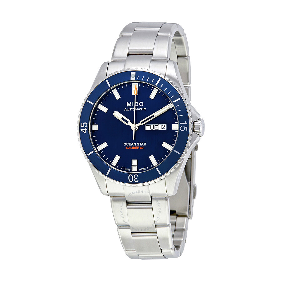Mido Ocean Star Captain Automatic Mens Watch M026.430.11.041.00