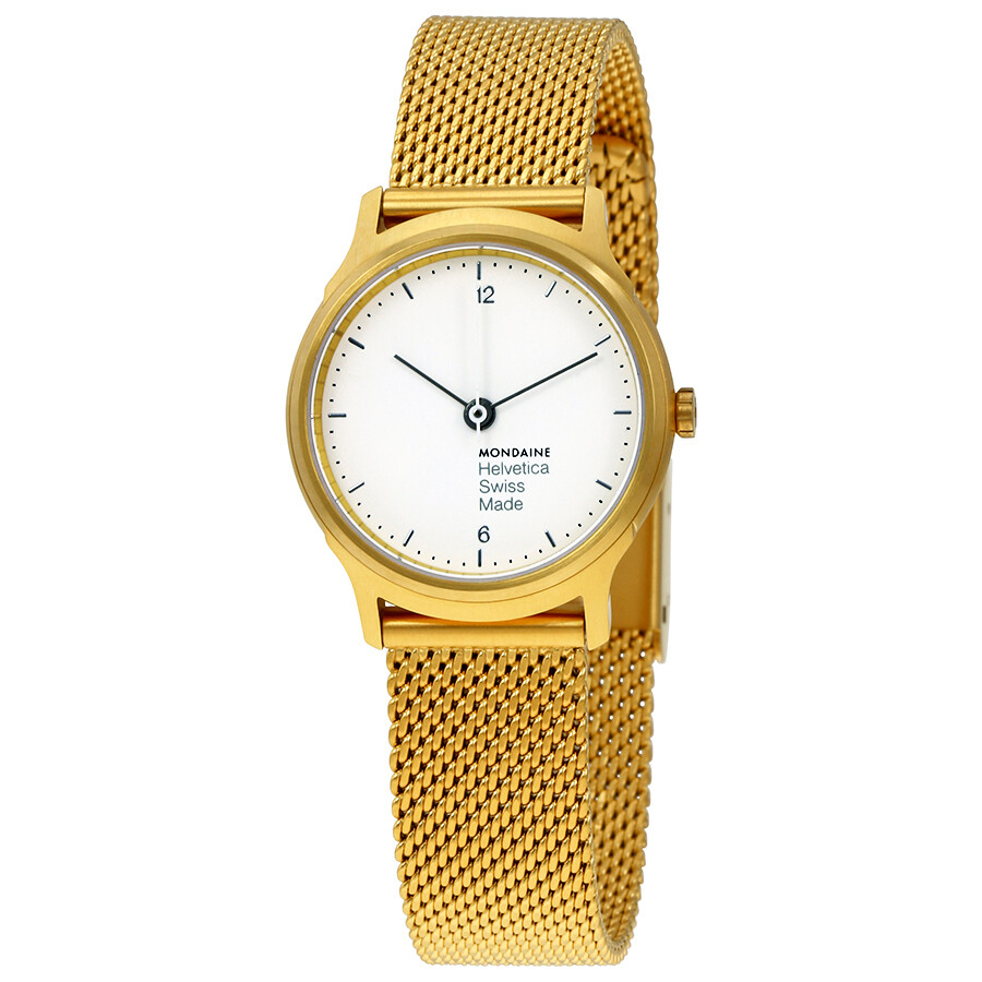 Mondaine Helvetica Light No1 Holiday Edition Ladies Watch MH1.L1111.SM