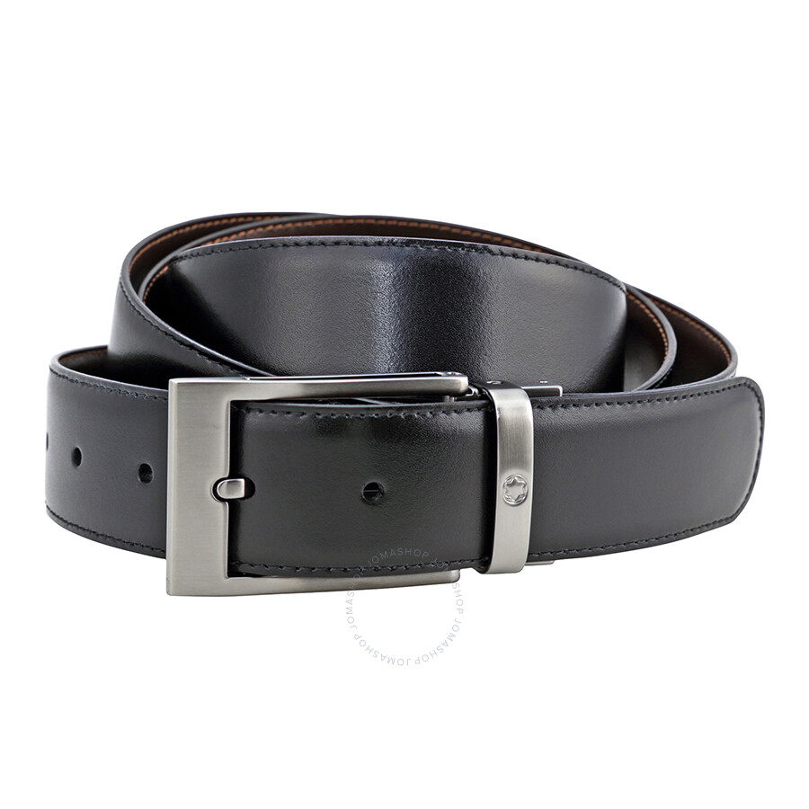 Montblanc Casual Collection Reversible Leather Belt 105090 ...