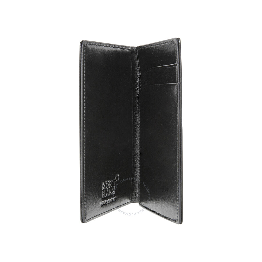 Montblanc meisterstuck business card holder 14108 montblanc montblanc meisterstuck business card holder 14108 colourmoves